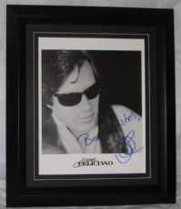 A393JF JOSE FELICIANO SIGNED